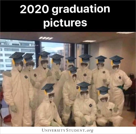 2020 graduation pictures